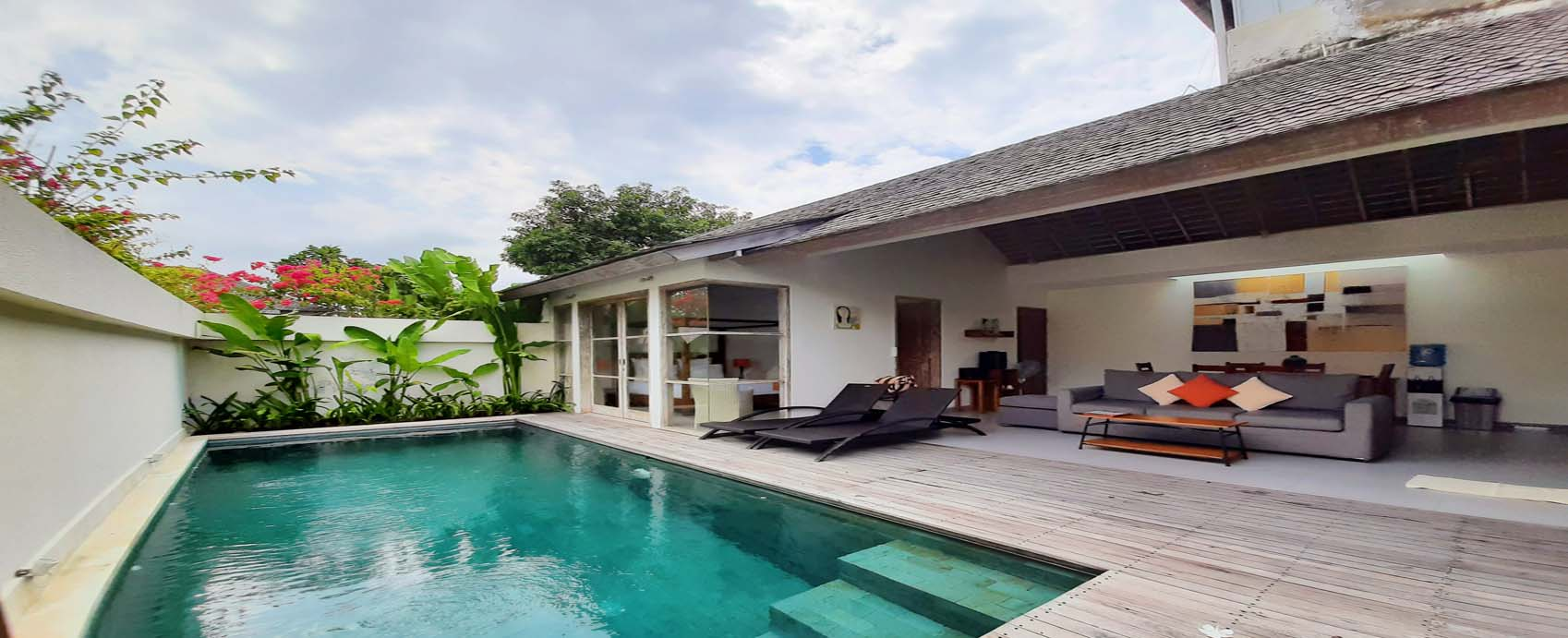 Bali Luxury 2 Bedroom Villas 2 bedroom villa for rent in legian bali