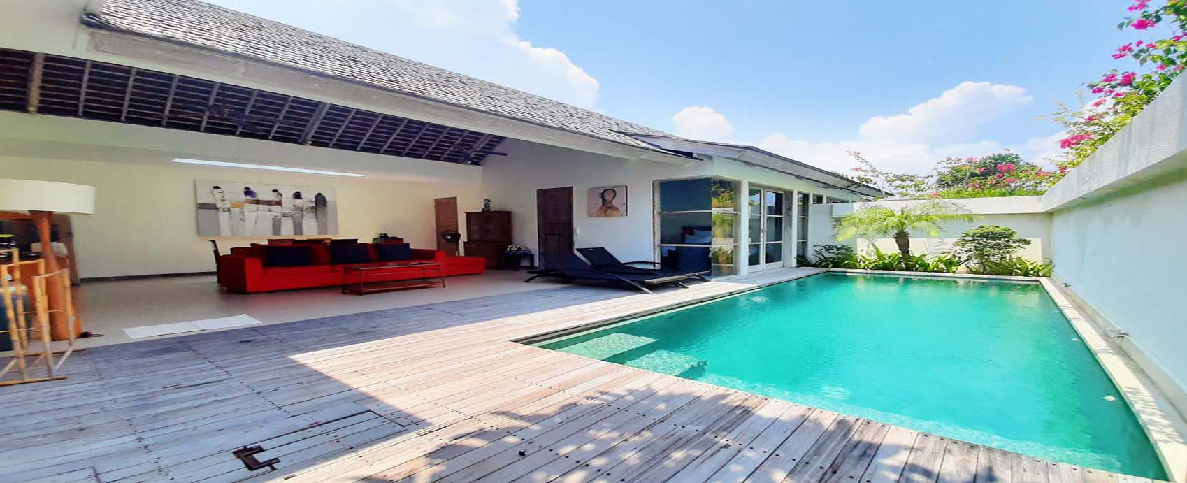 The Decks Bali Legian Indonesia Two Bedroom Villas For Rent In Legian Bali